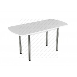 Стол раздвижной пластик Антарес
